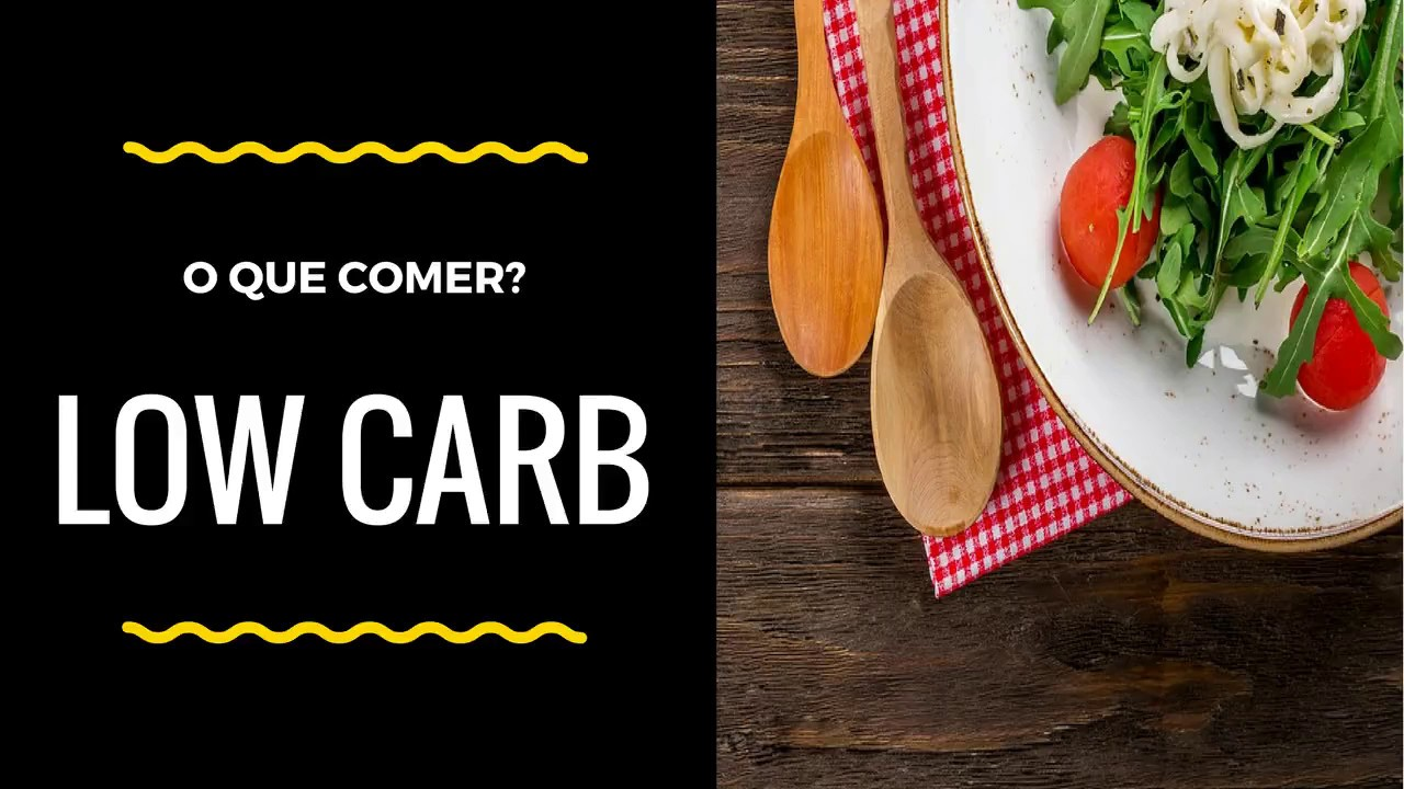 CARDÁPIOS LOW CARB