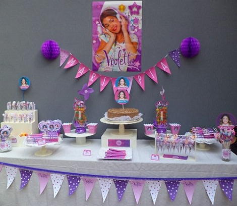 Ideas de la fiesta de cumplea os simple y divertido para - Ideas cumpleanos nina 7 anos ...