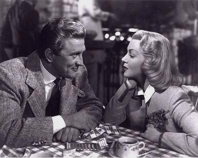 The Bad and the Beautiful movieloversreviews.filminspector.com Lana Turner Kirk Douglas