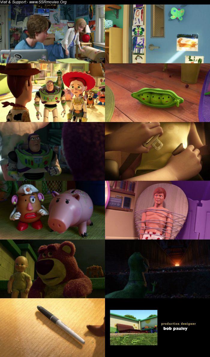 Toy Story 3 (2010) Dual Audio Hindi 720p BluRay