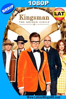 Kingsman: El Círculo Dorado (2017) Latino HD 1080P - 2017