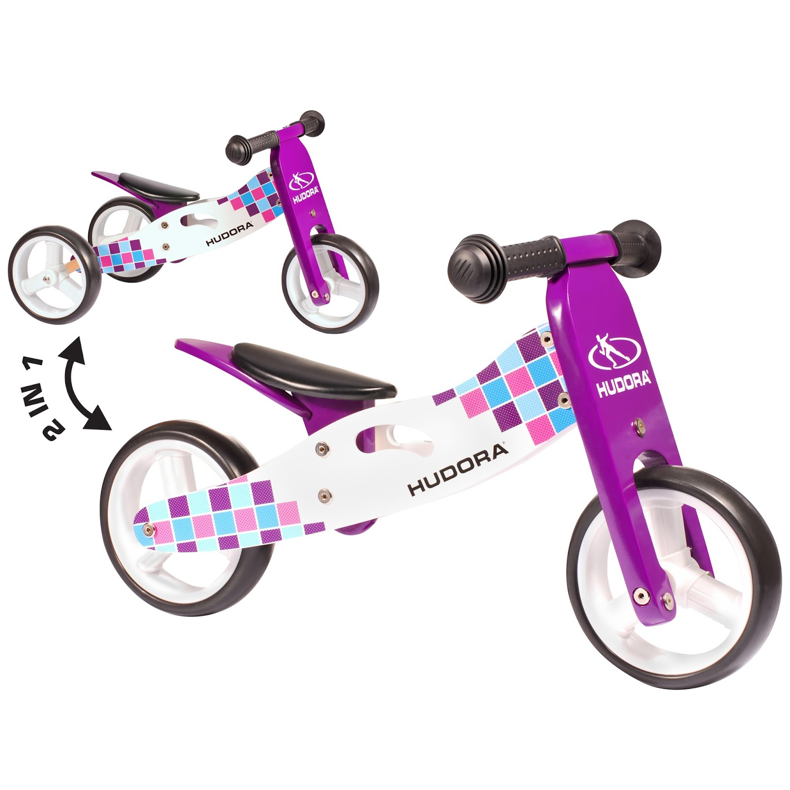 W świecie Zabawek Rowerek Biegowy 2w1 Czyli Poznajemy świat Na 3