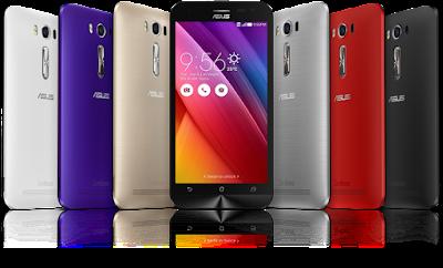 Harga Hp ASUS Series Zenfone Terbaru