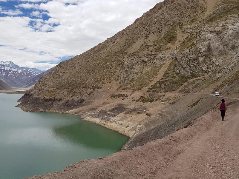 De Santiago a Cajon del Maipo e Embalse El Yeso