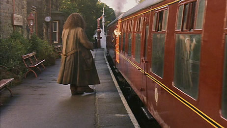 Harry Potter Goathland Station