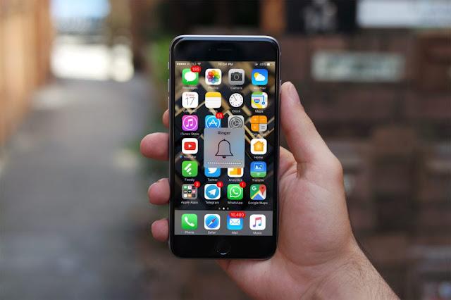 Vibration on iPhone