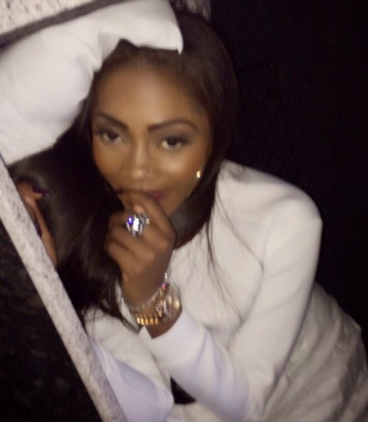 tiwa savage wedding ring