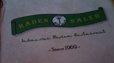 Restoran Raden Saleh