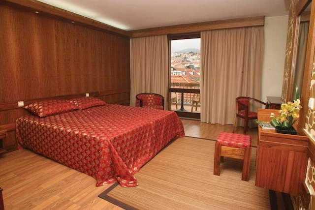 Hotel Catedral na Madeira - quarto