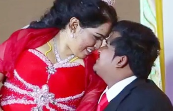 Malaysian Indian Wedding Reception Of Thivagar & Yugajothy