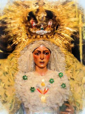 La Macarena - María Santísima de la Esperanza Macarena