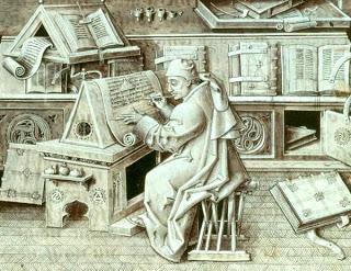 copista medieval
