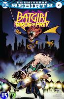 DC Renascimento: Batgirl e as Aves de Rapina #2