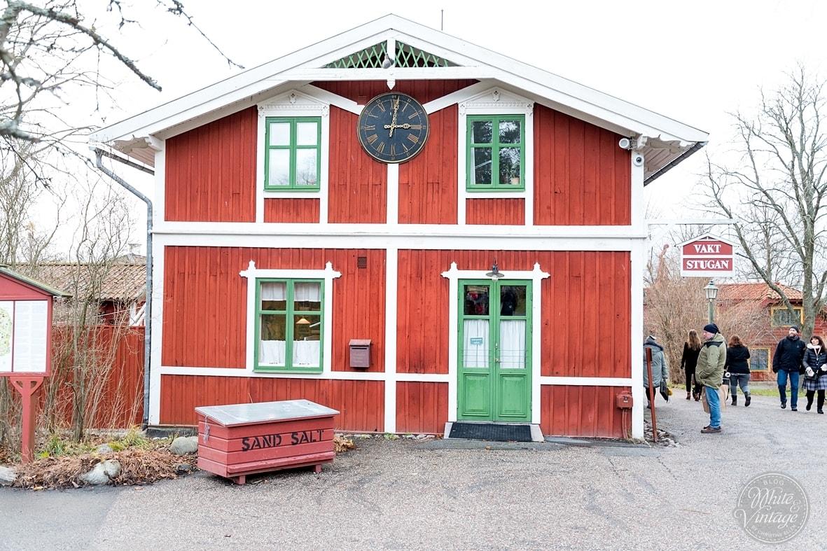 Skansenpark in Schweden besichtigen