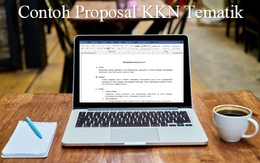 "Contoh Proposal KKN Tematik Lengkap dengan File Dokumen ""docx"""