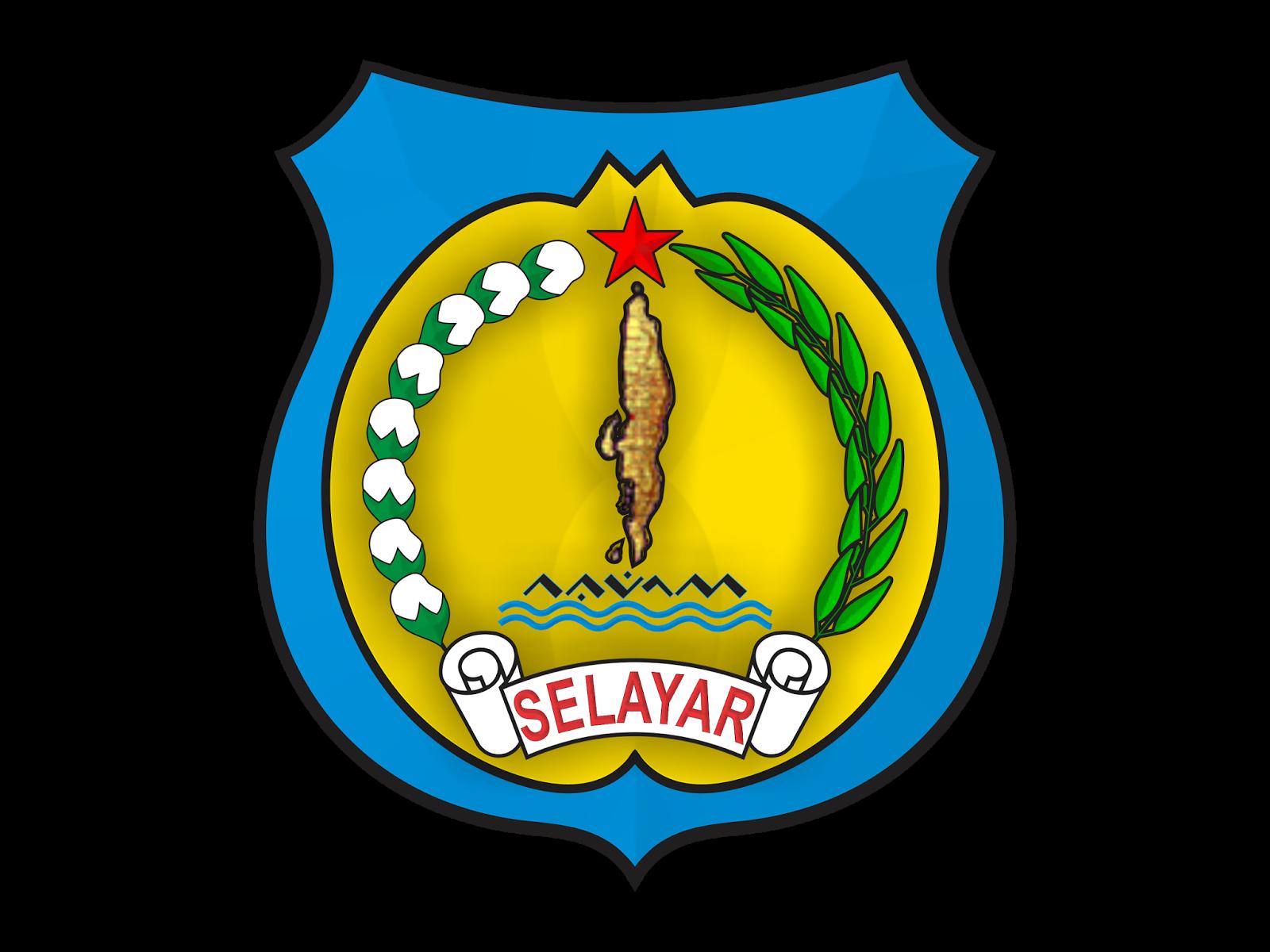 Warung Vector Logo Kabupaten Kepulauan Selayar Vector Cdr Png Hd