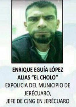 """Fotografías; Abaten a """"El Cholo"""" líder y cabecilla del CJNG en Guanajuto"""
