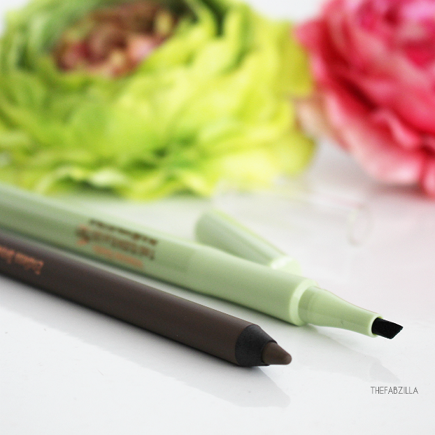 pixi cat eye ink, pixi endless brow gel, review