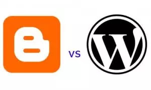 wordpress vs blogger apa bedanya