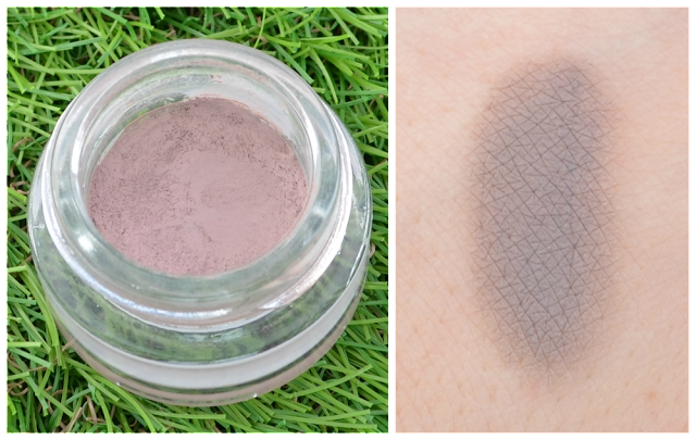 Maybelline Color Tattoo Permanent Taupe und Swatch