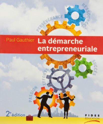 La démarche entrepreneuriale, Paul Gauthier, artpreneure-20