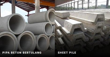 Pabrik Beton Precast Megacon