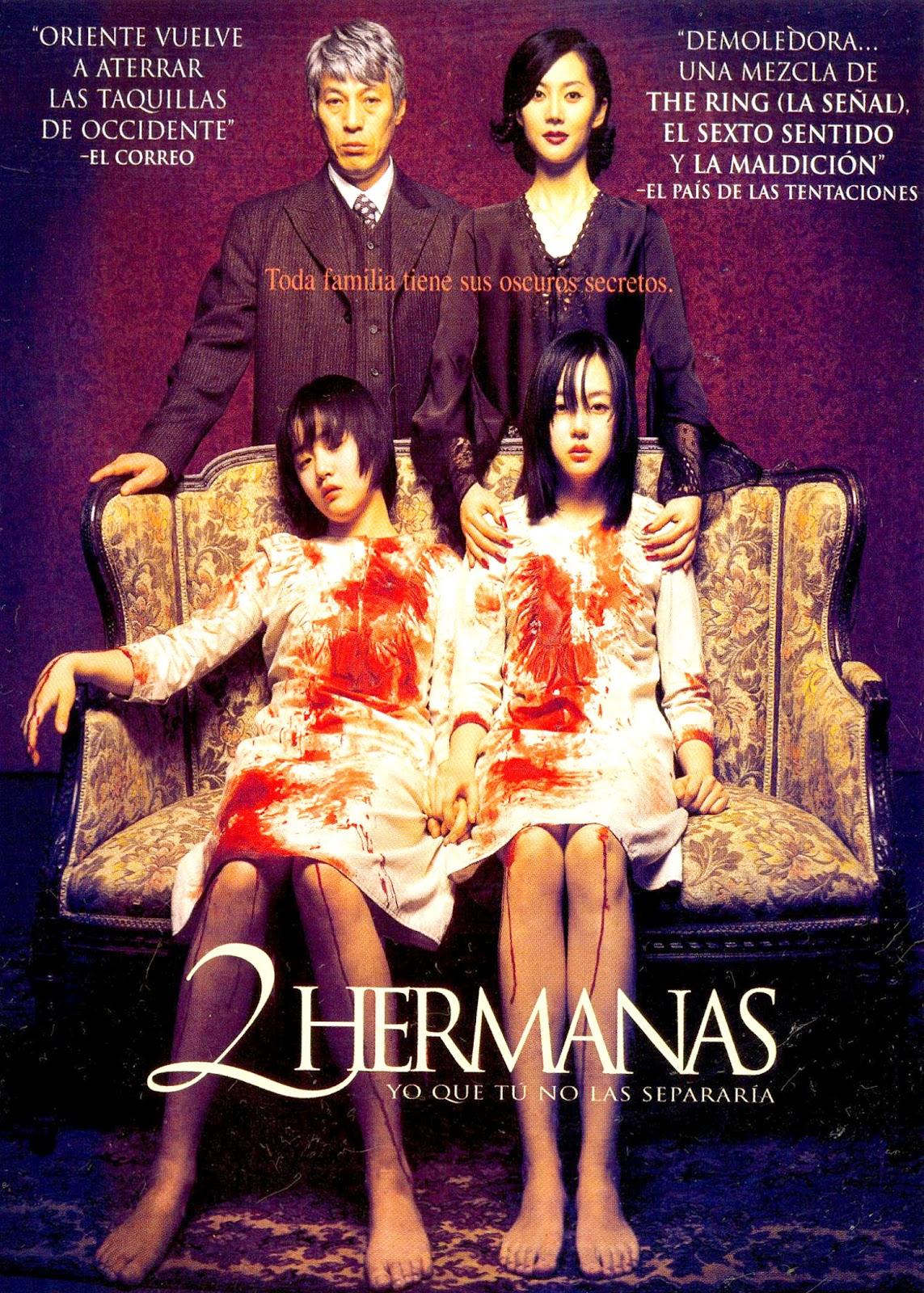 Película Dos Hermanas 2003 De Kim Jee Woon