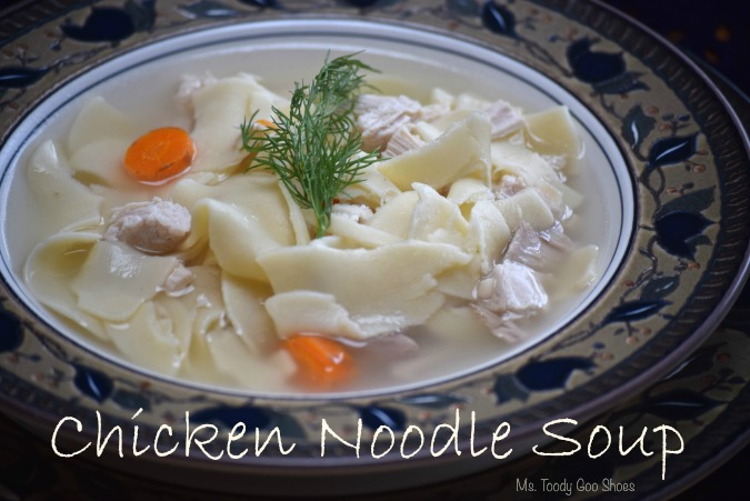 : There's scientific evidence that chicken soup is better for you than over-the-counter medications when you have a cold or flu!