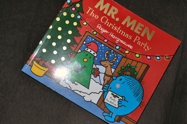 Mr Men - The christmas Party book review