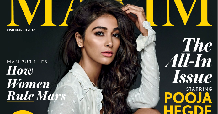 Maxim India Magazine March 2017 Cover and Shots ~ Delux Shoots