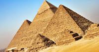Mısır Piramitlerinin Fotoğrafı