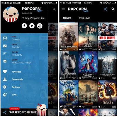 Popcorn time in eazzy1.tk
