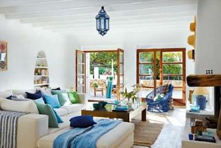 mediterania interior design style