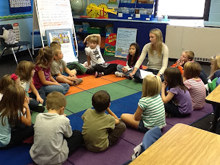 classroom learning meetings communicate continuous improvement students dunlap grade quality improved abilities analyze solve goals positive environment growth problem performance
