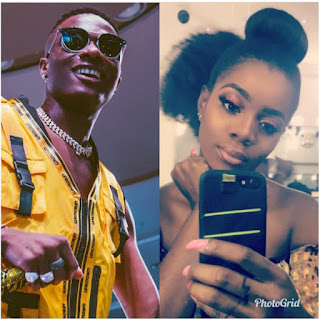 Wizkid's First Baby Mama Endorses 'Fever'
