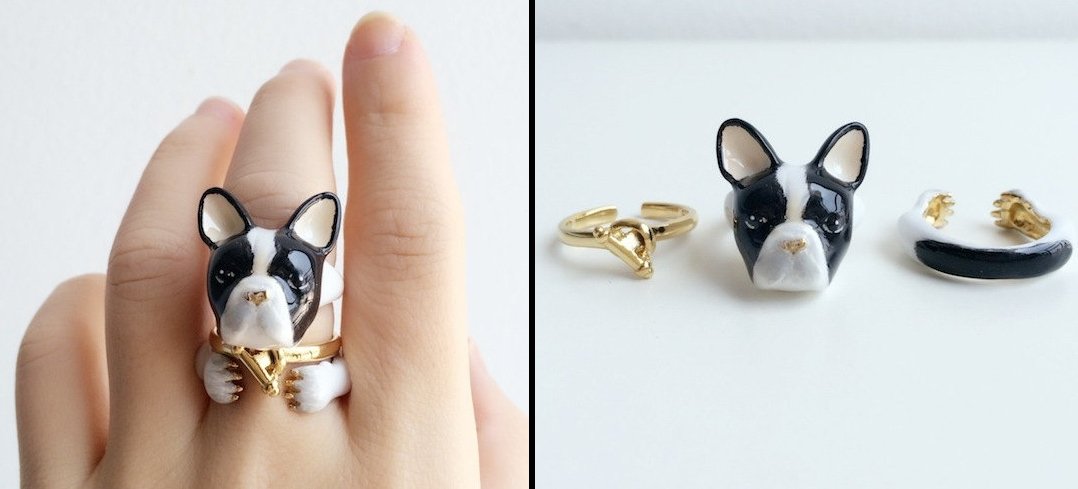 05-French-Bulldog-Mary-Lou-Three-Piece-Animal-Jewellery-Rings-www-designstack-co