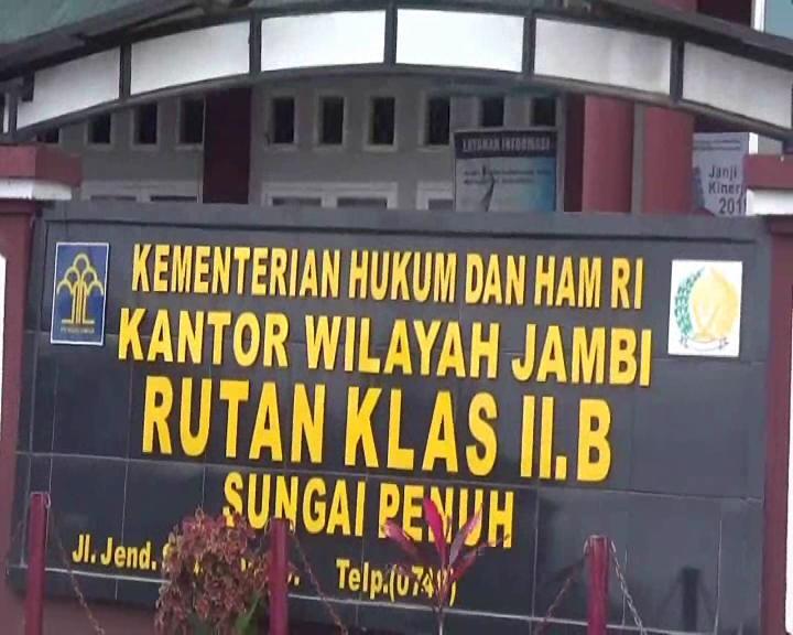 KPU Kerinci Tidak Sediakan TPS Khusus Di Rutan, 73 Warga Kerinci Pindah Menyoblos