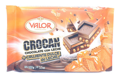 Valor Crocan chocolate