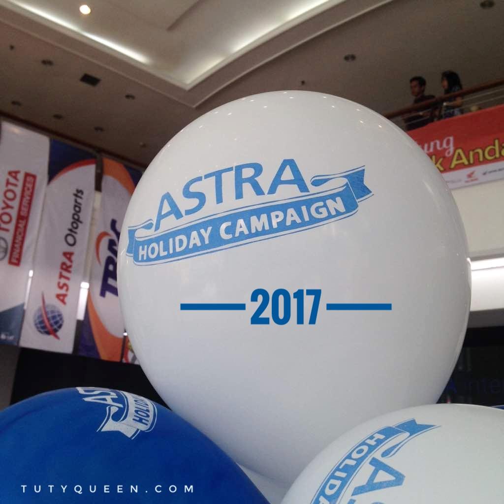Pelepasan Tim Astra Holiday Campaign 2017