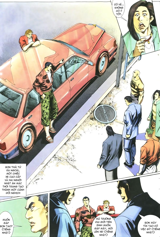 Người Trong Giang Hồ chapter 299 trang 26