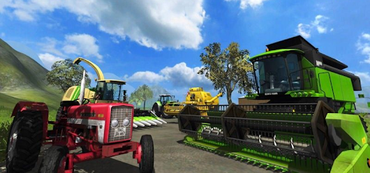 Review: Farming Simulator 3D (3DS eShop) | Nintendo Feed | Wii U, 3DS and eShop News, Reviews, Features and more...