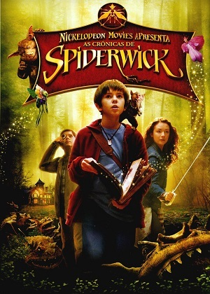 As Crônicas de Spiderwick Filmes Torrent Download capa