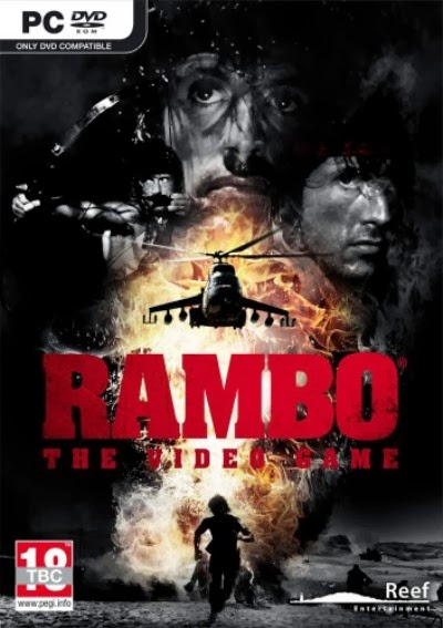 Rambo Game Free Download for PC Full Version