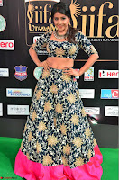 Lakshmi in a Crop Top Choli Ghagra  at IIFA Utsavam Awards 2017  Day 2 at  06.JPG