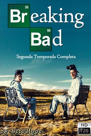 Breaking Bad Temporada 2 [2009] [720p] [Latino-Ingles] [Google Drive] GloboTV
