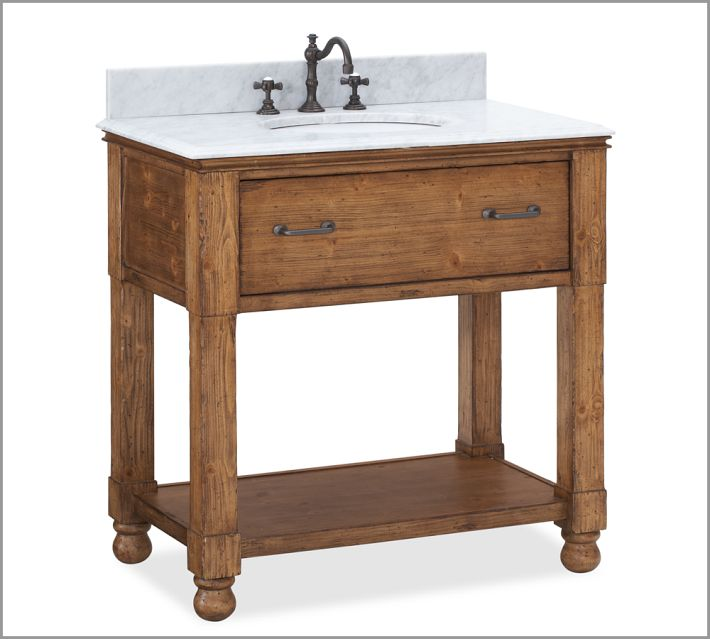 New Pottery Barn Vanity