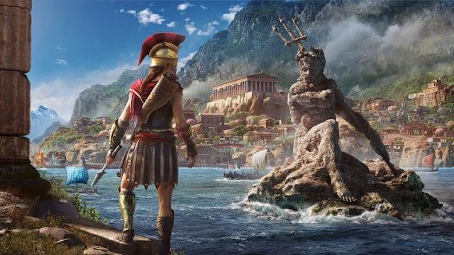 إصدار Assassin's Creed Odyssey أصبح أفضل إطلاق في تاريخ السلسلة خلال هذا الجيل و تفاصيل إضافية من يوبيسوفت ..