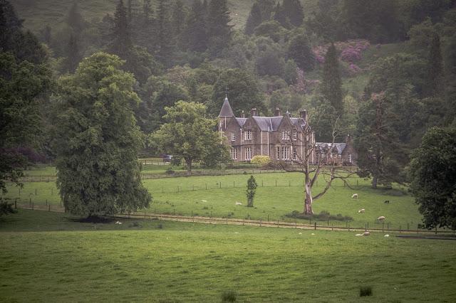Tierras Altas. Escocia