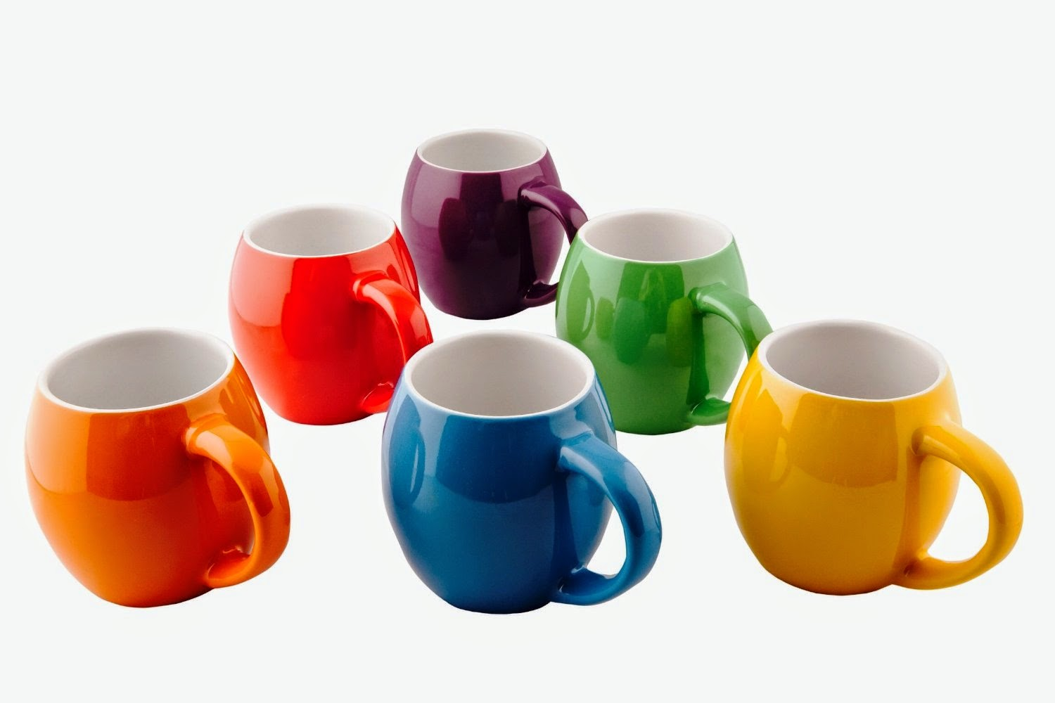 Odd Shaped Coffee Mugs Business Cool Ceramic Cups