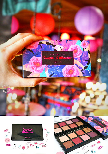 BCL X Althea Sunrise & Moonrise Eye Palette